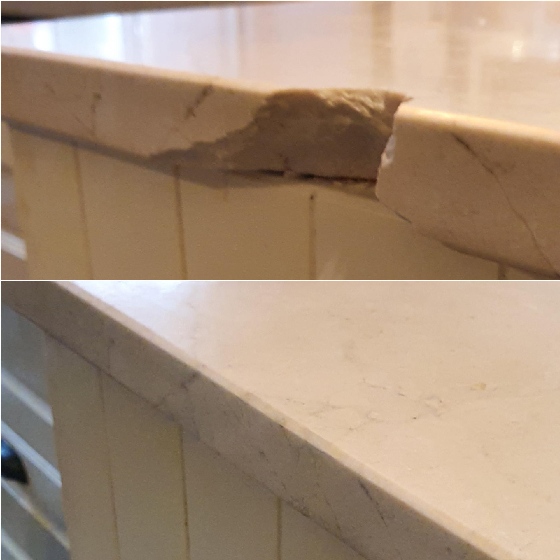 Marble Worktop Repair